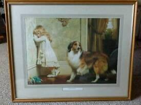 Beautiful frame, foto frame