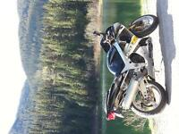 wanted 2001 gsxr1000 parts