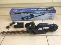 Hedge Trimmer Battery Operated