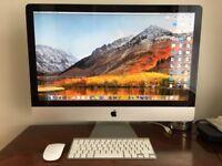 "Apple iMac 27"" 2.7Ghz Intel Core i5 - 8GB RAM - 1TB HDD"