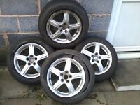 ALLOY WHEELS - MOMO (5 STUD)
