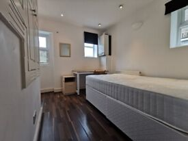 This Bright First Floor Studio Flat in High Road NW10 2TE