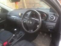 Mazda 3 ts 2005 long mot no advisory