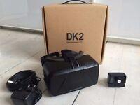 Headset Oculus Rift DK2