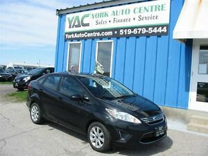 2012 Ford Fiesta SE; Auto A/C, Sync, Alloys, P/Group, Cruise