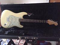 Fender Custom Shop Stratocaster (Brand new) Deluxe