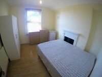 double room to rent in Tooting Broadway