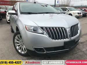 2014 Lincoln MKX | NAV | ROOF | LEATHER | AWD | CAM