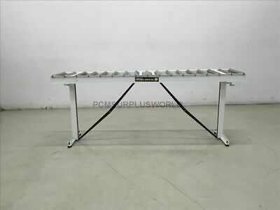 Portable Roller Htc Conveyor 14.75 X 65.75 X 26 High Used And Tested