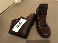 DOLCE & GABBANA mens ankle boots