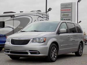 Chrysler Town & Country S 2015 CUIR/DVD/GPS