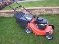2 X Sovereign XSZ40 Petrol Lawn Mowers 149.3CC