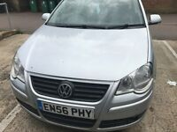 Vw polo 1.4 s 2007 mot march 2018,taxed/insured for test drives,p-ex welcome
