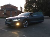 Immaculate Audi A5 coupe,