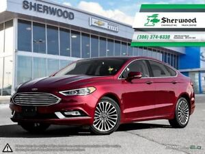 2017 Ford Fusion SE AWD Only 9, 000KMS!!
