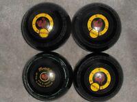 Henselite Classic 2 Indoor bowls