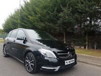 SEPTEMBER 2013 MERCEDES-BENZ B-CLASS B180 CDI SPORT AUTOMATIC MAGNIFICENT LOW MILEAGE EXAMPLE *32k**