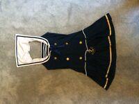 Sailor fancy dress size 8
