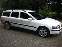 Cheap Volvo V70, D5, Estate, 7 Seater, £975