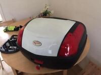 Motor bike/ Scooter top box