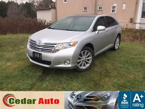 2009 Toyota Venza AWD - Leather - Panoramic