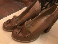 Shoes £5 each - size 5