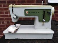 Singer Sewing Machine Model 449