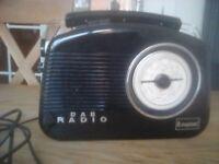 Steepletone Dab radio