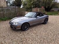 Mazda MX-5 1.6 Euphonic Limited Edition 2dr