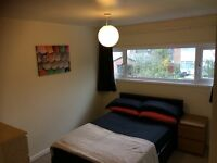 Double furnished Room in Caversham, Reading