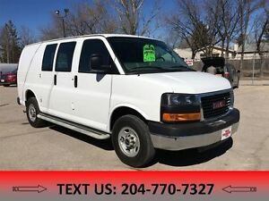 2015 GMC Savana 2500 **PRICE REDUCED** LEASE OR FINANCE