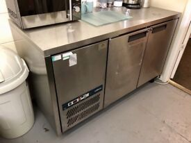 Commercial Fridge (Repairs) Cooling Problem - Working and Complete
