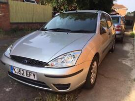 Ford Focus 1.8 TDCi Diesel Full Service History