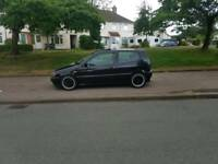 Vw polo 1.6 glx modified px swaps cheap bargain