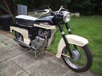 NORTON JUBILEE DE-LUX 250cc 1961 classic british bike