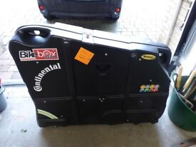 Bike Box Alan Rental   £35 PER WEEK - other duration's available   North London