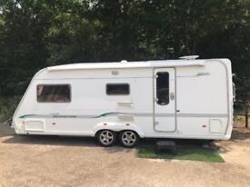 BESSACARR CAMEO 550GL 2005 twin axle