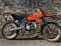 Rare KTM 200 EXC - road registered!