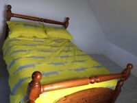Creations Double Bed Frame