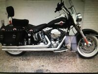 Harley Davidson Heritage 1690 FLSTC