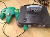 N64 Nintendo 64 Console