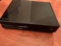 Xbox one 500 gb + overwatch