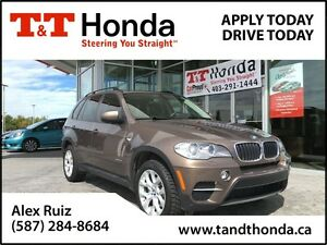 2013 BMW X5 35i *Local SUV, No Accidents*