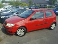 2003 fiat punto 1.2 with january mot