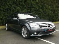 Mercedes-Benz C Class 2.1 C220 CDI BlueEFFICIENCY Sport ,2 KEYS FULL SERVICE HISTORY