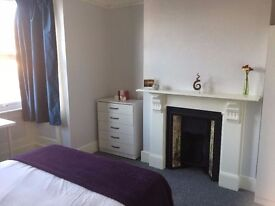 lovely bright double room