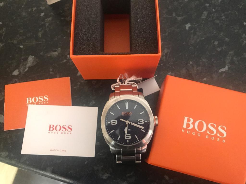 Hugo boss watch - brand new