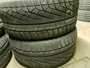 2 winter tires pirelli sottozero 210 235/45r17 tt