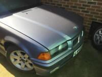 Bmw 325i convertible repairs or spares