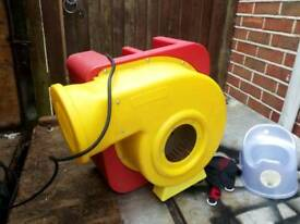 Bouncy castle inflatable blower generator